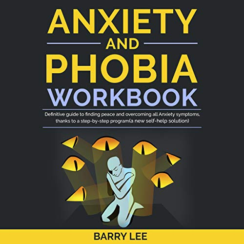 『Anxiety and Phobia Workbook』のカバーアート
