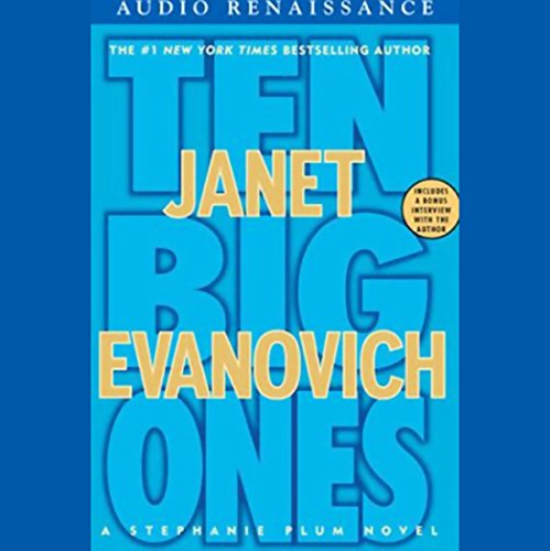 Ten Big Ones audiobook cover art