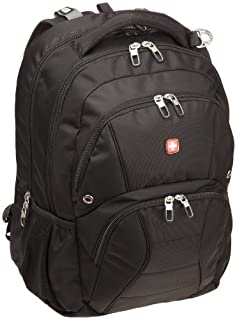 Swiss Gear SA1908 Black TSA Friendly ScanSmart Laptop Backpack - Fits Most 17 Inch Laptops and Tablets (B002OHDIWY) | Amazon price tracker / tracking, Amazon price history charts, Amazon price watches, Amazon price drop alerts