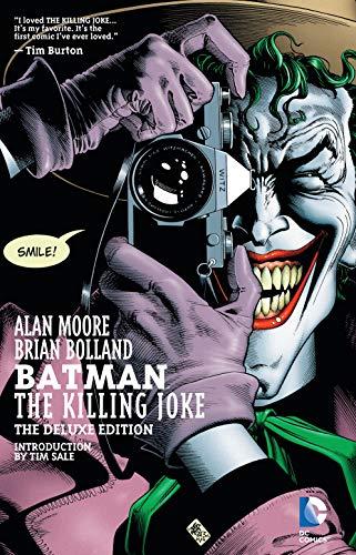 Batman Killing Joke [Lingua Inglese]: the killing joke : the deluxe edition