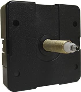 Quartz Clock Movement - High Torque - Extra Long Shaft - Clock Repair Kit -