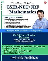 CSIR-NET/JRF Mathematics