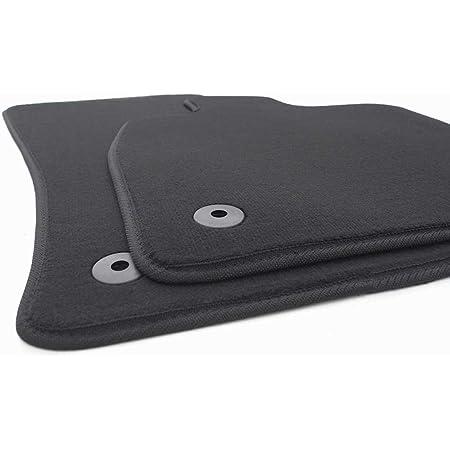 Kh Teile Fußmatten Passend Für Tiguan Premium Velours Qualität Automatten 2 Teilig Vorne Auto