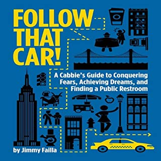 Follow That Car! audiobook cover art