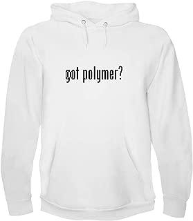 The Town Butler got Polymer? - Men's Hoodie Sweatshirt