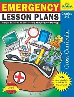 Emergency Lesson Plans - Grades 1-2