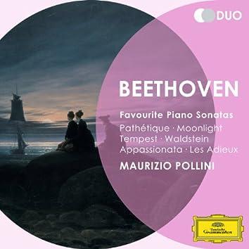 ベートーヴェン:ピアノ・ソナタ《悲愴》《月光》《テンペスト》《ワルトシュタイン》《熱情》《告別》