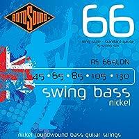 ROTOSOUND/ロトサウンド ROT-RS665LDN [45-130] 5弦用ベース弦