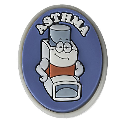 Allermates - Abalorio para niños con asma