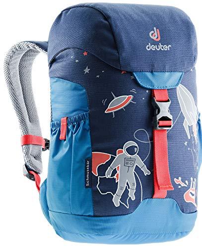 Deuter Schmusebär Children's Backpack 32 centimeters 8 Blue (Midnight-Coolblue)