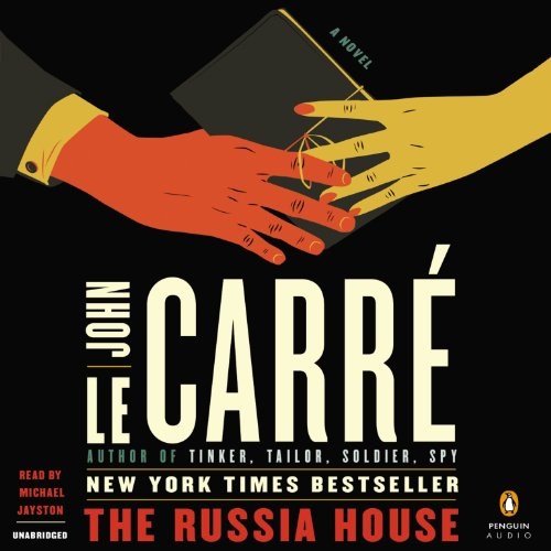 The Russia House audiobook cover art