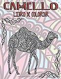 Camello - Libro de colorear
