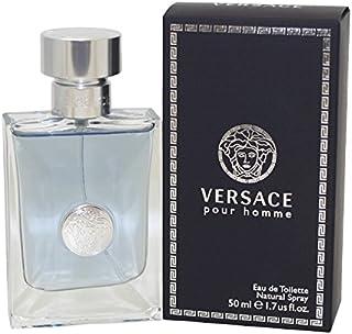 Gianni Versace Versace Pour Homme Eau De Toilette Spray 1.7 Oz / 50 Ml, 50 ml