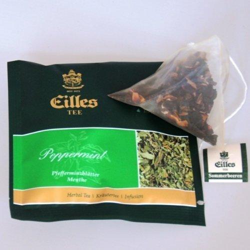 Eilles Tee Pfefferminztee, 10 x 2g, Tea-Diamonds, einzeln kuvertiert