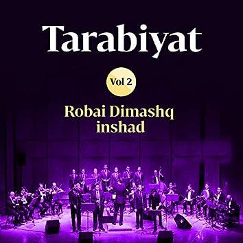 Tarabiyat, Vol. 2 (Chants Soufis)