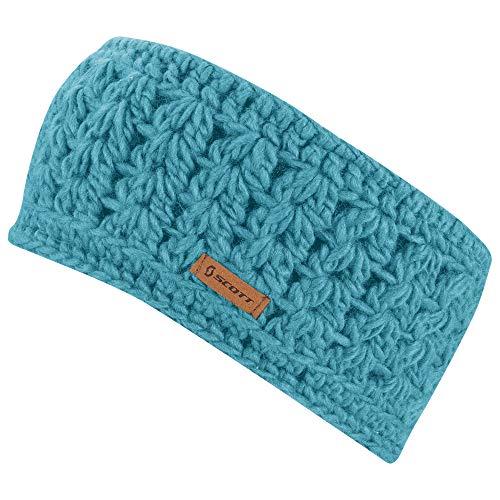Scott W Mountain 30 Headband Blau, Damen Kopfbedeckung, Größe One Size - Farbe Bright Blue