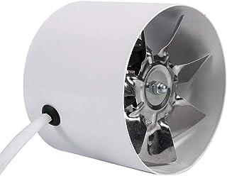 Ventilador Extractor, Ventilador de ventilación de conducto, ventilador de conducto de 4 pulgadas Ventilador de ventilación de escape Ventilador de ventilación de interior
