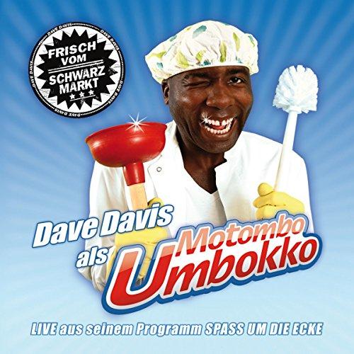 Dave Davis als Motombo Umbokko Titelbild
