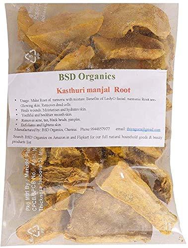BSD Organics kasthuri mangal root (200 Gram /7 Ounce)