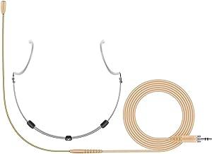 Sennheiser Pro Audio Wireless Headset Microphone, Beige (HSP ESSENTIAL OMNI EW)