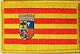 U24 - Toppa da cucire di Aragon, Spagna