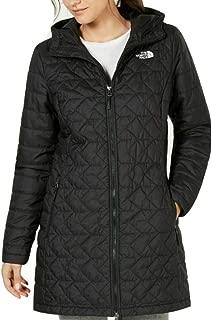 The North Face Women's Tambrello Hooded Parka Black/Gold Foil Size Medium