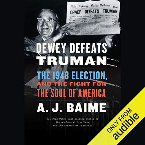 Couverture de Dewey Defeats Truman