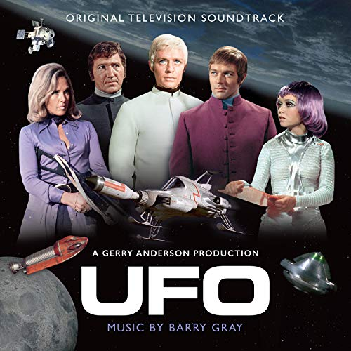 Ufo (Original Tv Soundtrack)