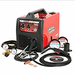 Lincoln Electric Power 140C 120V MIG Welder 140A