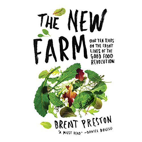The New Farm audiobook cover art