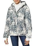 Amazon Essentials Chamarra con Capucha de Peso Pesado. Down-Alternative-Outerwear-Coats, Estampado...