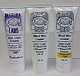 Wool Wax Creme Skin Care Formula AT-10/SMI 4 oz. (Variety Pack)