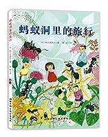 蚂蚁洞里的旅行.日本精选科学绘本系列