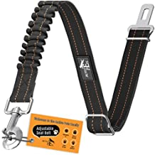 Active Pets Dog Seatbelt, Adjustable Safety Dog Seat Car Harness, Dog Seat Belt for Pets - Durable Dog Seatbelts for Cars - Dog Car Seat Belt for Dogs, Dog seat Belts for Large Dogs, Medium, & Small