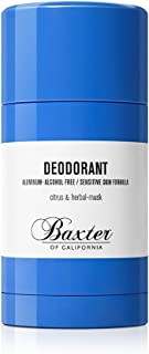 Baxter of California Deodorant, 75 grams