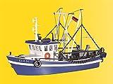 Kibri 39161 HO Scale CUX 16 Shrimp Boat Kit