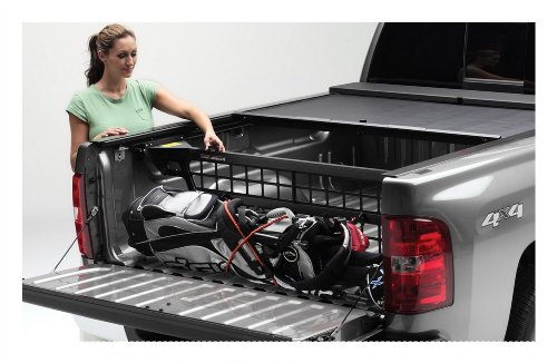 Roll N Lock Cargo Manager Truck Bed Organizer | CM401 | Fits 2019 - 2020 New Body Style Dodge Ram 1500-3500 5'7