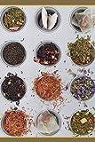 DIARIO DE REGISTRO DE TÉ: Lleva un seguimiento detallado de tus infusiones: Marca, Variedad, Origen, Sabor, Preparación... | Regalo práctico y creativo para los amantes del té.
