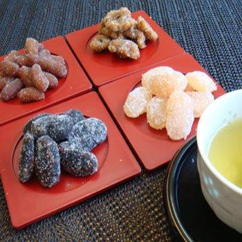 甘納豆セット (白いんげん+落花生+花豆)