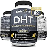 Best Dht Blockers - Nutrivein DHT Blocker with Biotin - Boosts Hair Review