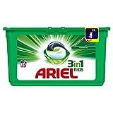 Ariel 3 in 1 originele Ecodose wascapsules - 35 wasbeurten - 3 stuks