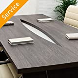 Conference Table Assembly - Up to 8 People - 1 Table