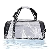 Sports Gym Bag with Wet Pocket & Shoes Compartment Travel Duffel Bag