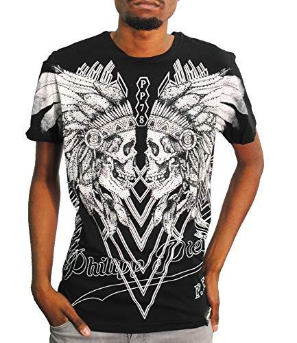 Philipp Plein T-Shirt MTK0033 Gr. L, 1