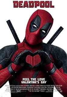 Deadpool Movie Limited Print Photo Poster Ryan Reynolds Size 24x36 #4