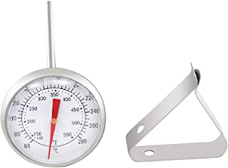 GasSaf 9815 Thermometer Replacement for Weber 62538, Weber Genesis Silver B, Genesis Silver C,Genesis Gold B & C, Genesis 1000-5500, for Weber Genesis Temperature Gauge with 5 Inch Probe