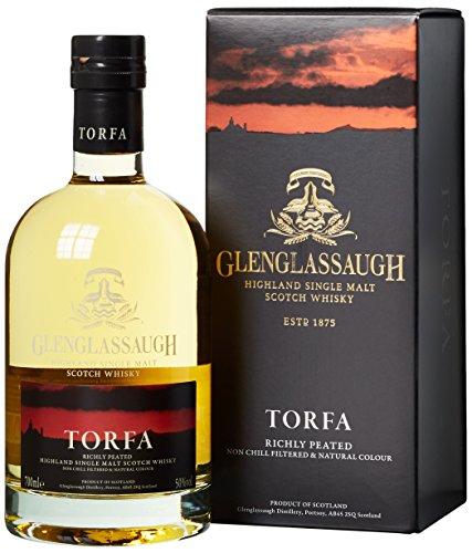 Glenglassaugh Torfa mit Geschenkverpackung  Whisky (1 x 0.7 l)