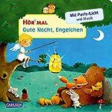 Hör mal (Soundbuch): Mach mit - Pust aus: Gute Nacht, Engelchen: Zum Hören, Auspusten und Mitmachen ab 2 Jahren. Mit Puste-Licht und Musik für eine Gute Nacht