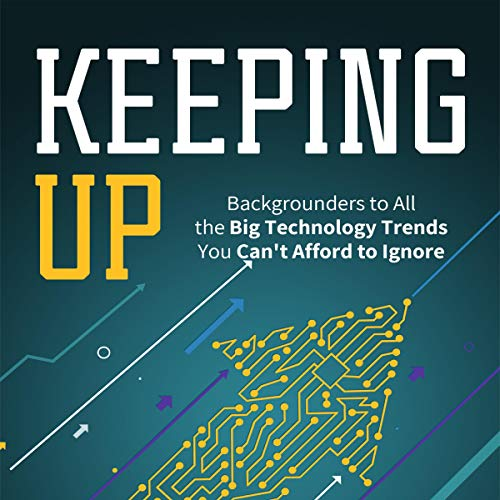 Keeping Up Audiobook By David Clinton cover art