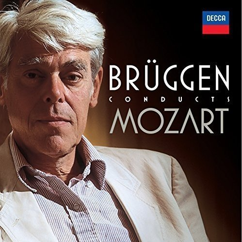Conducts Mozart